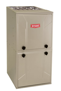 High Efficiency Gas Furnaces from Bryant